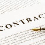 contract afbeelding